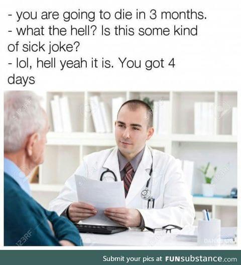 Savage doctor