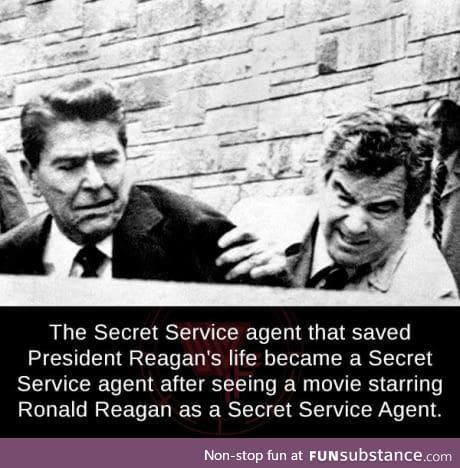 Secret serviception