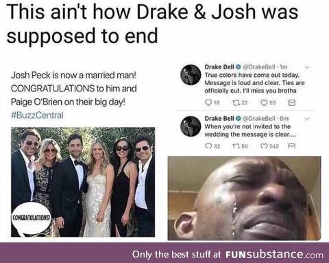 f*ck Josh n*gga changed