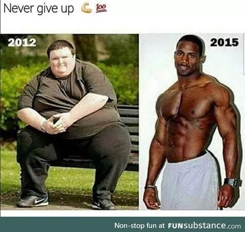 A little exercise can go a long way