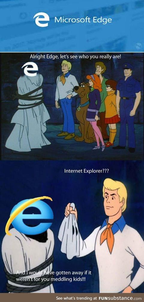 Microsoft strikes again