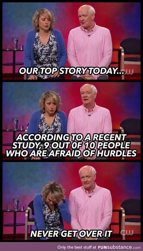 Colin Mochrie: King of Puns