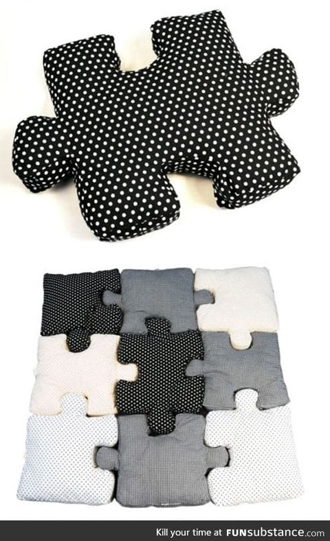 The pillow puzzle