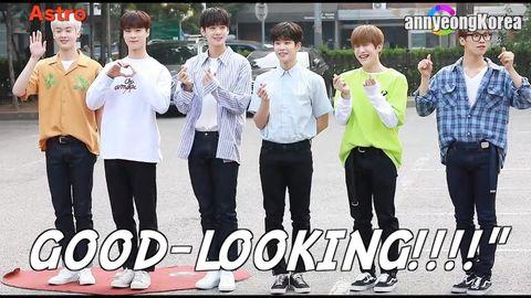 Korean man cheers for his favourite Kpop members
