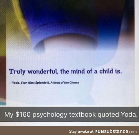 Physiology textbook quote