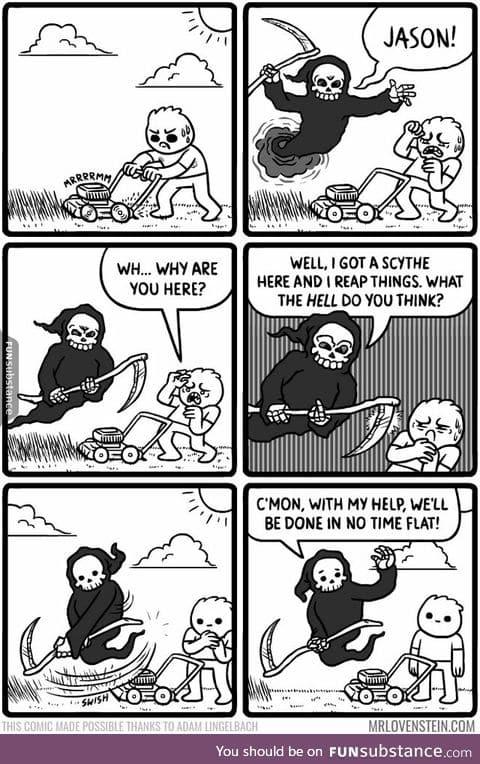 good guy death