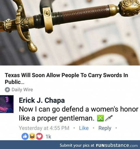To arms men!