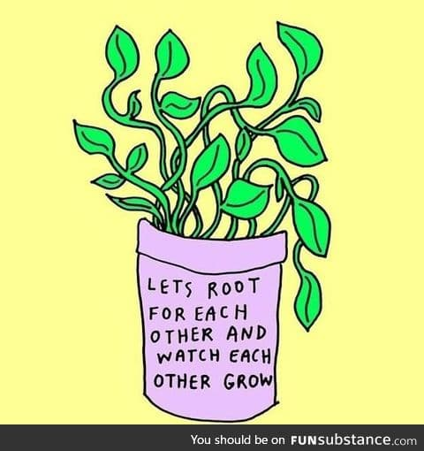 Daily Dose of Good Vibes: Stay Strong as a Community, Keep Each other Going