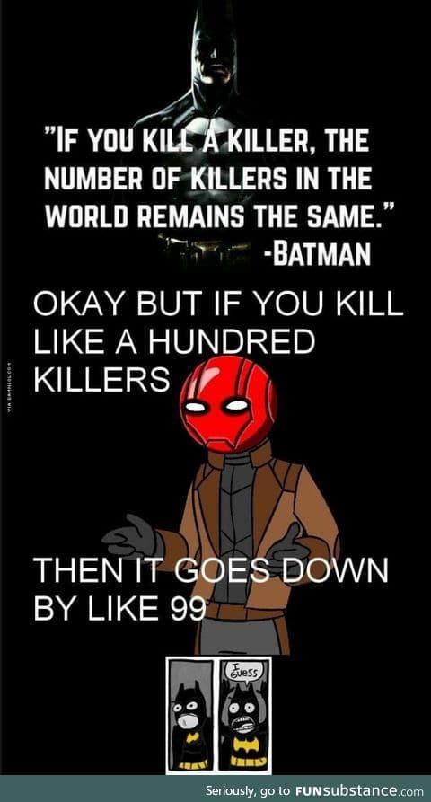 Deadpool logic