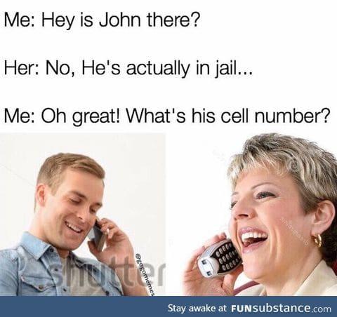 Get the pun?