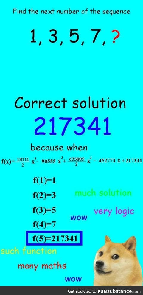 Very logic