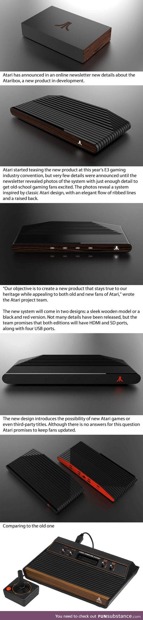 Atari is releasing its first console in more than 20 years