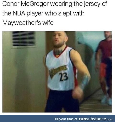 Conor McGregor is more savage