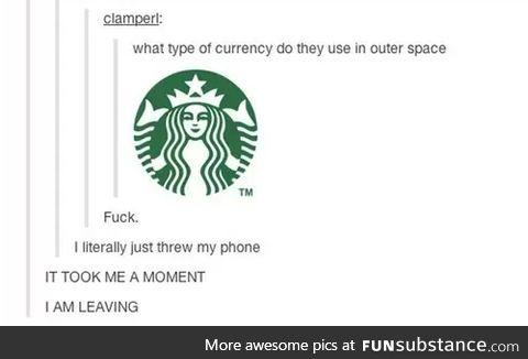 It got a chuckle
