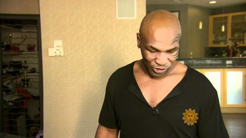 Mike Tyson: My belts are garbage compared to the happiness of my kids