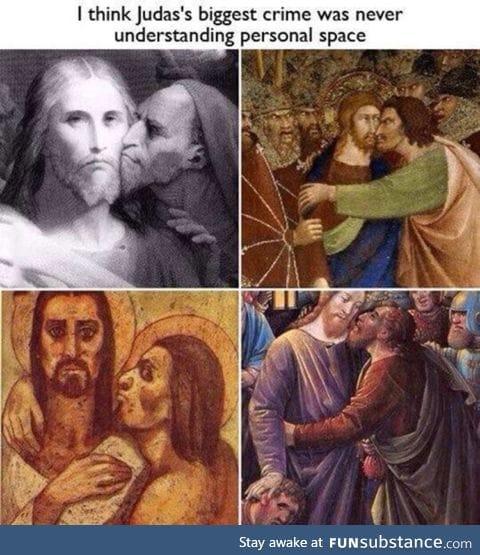 Judas's problem