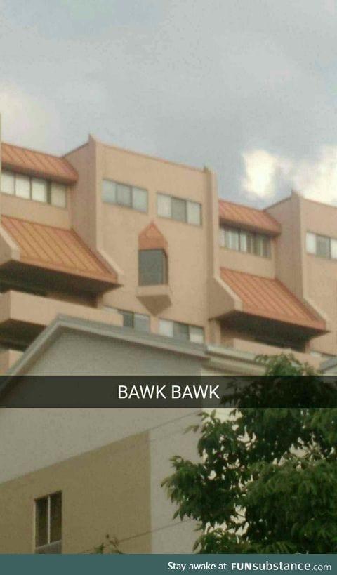 Bawk bawk