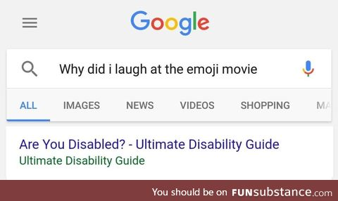 When you accidentally laugh at the emoji movie