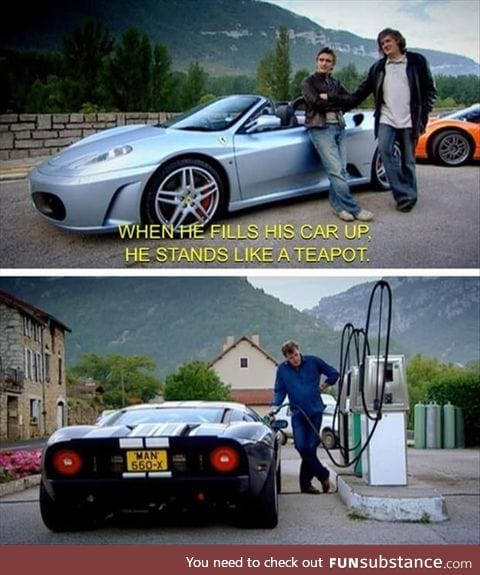 These little things made Top Gear the greatest car show ever