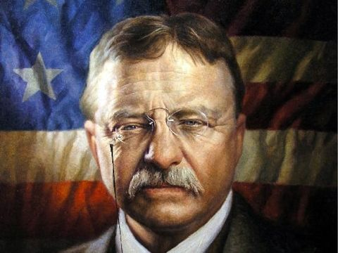 I don't care if I lose my star. It's ya boy Teddy Roosevelt!!!