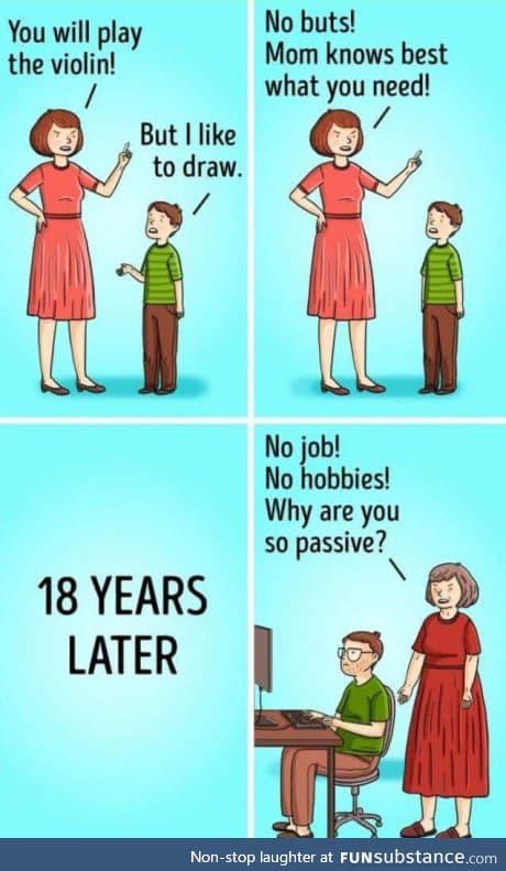 Sums up a lot of parents