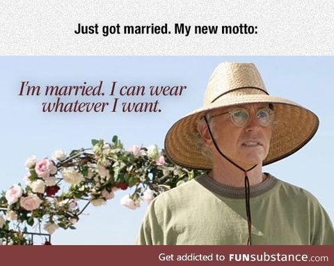 Men after getting married