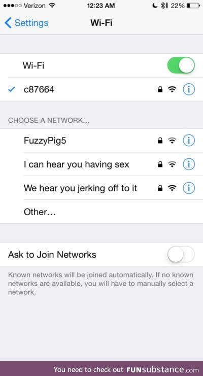 Clever neighbors