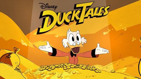 First episode of Ducktales. THIS IS HOW YOU DO REBOOTS