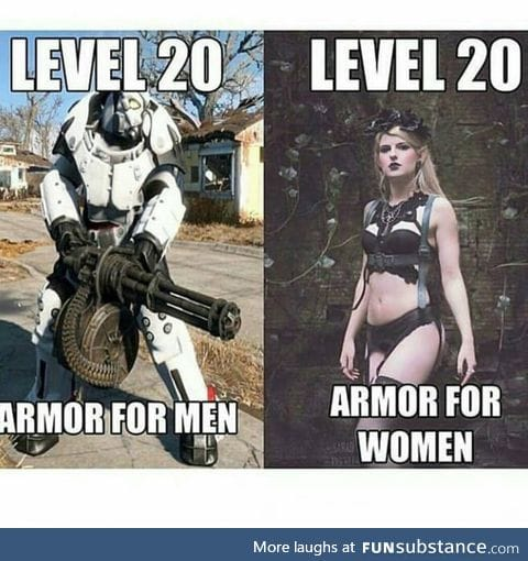 Game armor