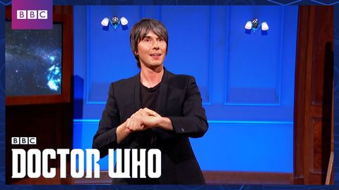 Brian Cox is my favorite living scientist