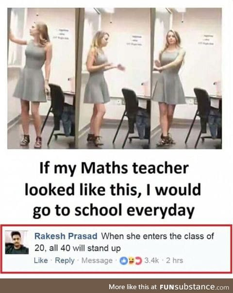 Rakesh got no chill
