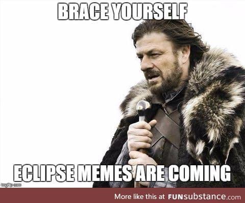 Eclipse memes
