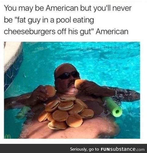 Epitome of American
