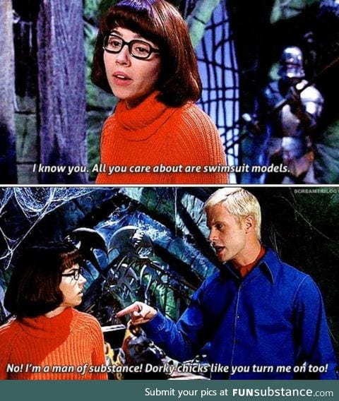 Scooby doo was underrated