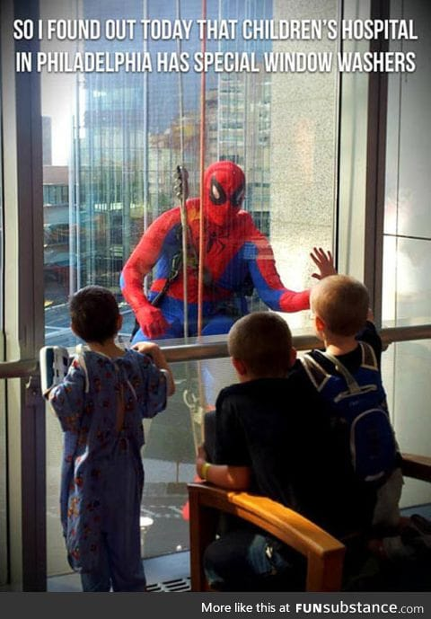 A Children's Hospital That Is Doing It Right