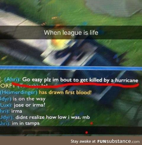 Gamers never Die?