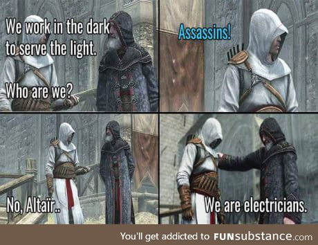 They are electrician