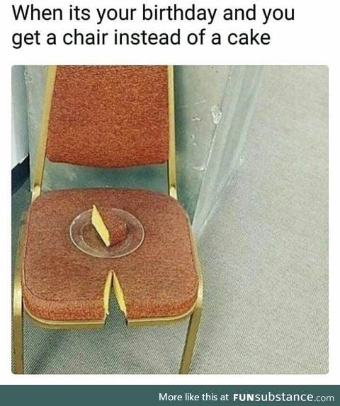 It's like eating butt