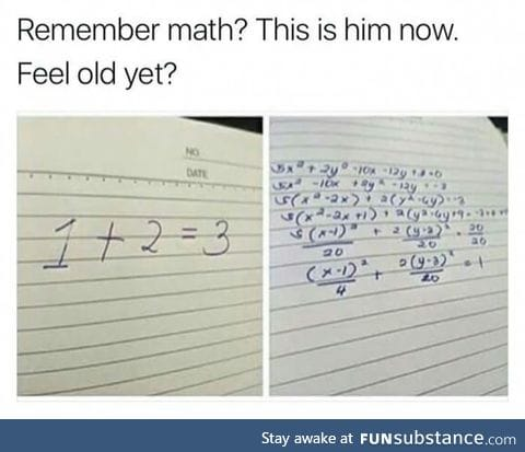 Math Glo-up is lit