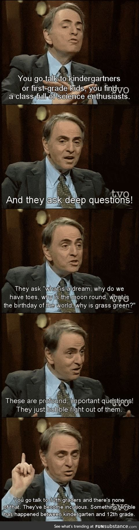 Carl Sagan at his best