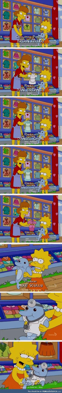 Lisa vs. Gender equality