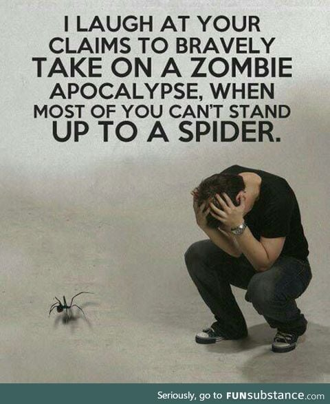 For those who want a zombie apocalypse
