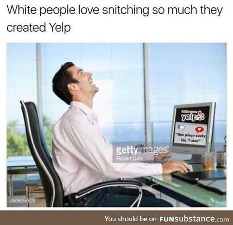 Biggest snitch