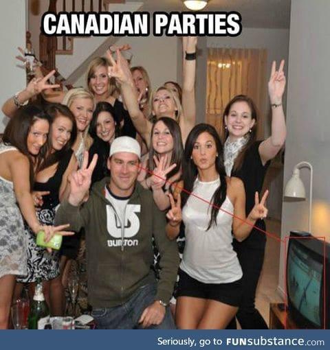 A true Canadian