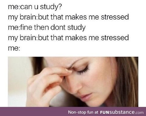 Life is stress
