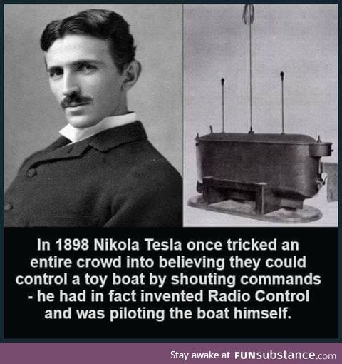 Bad ass tesla