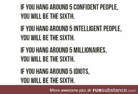 The sixth human