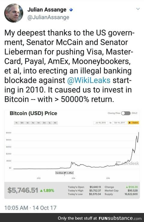 Thanks McCain