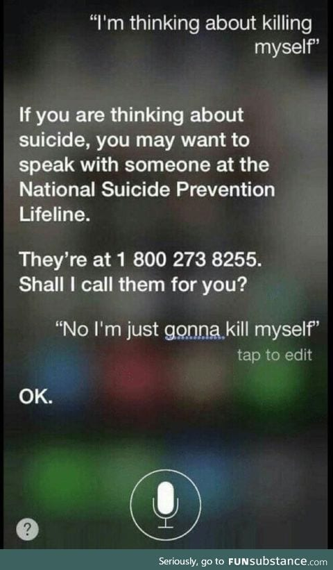 Siri is a certified life saver!