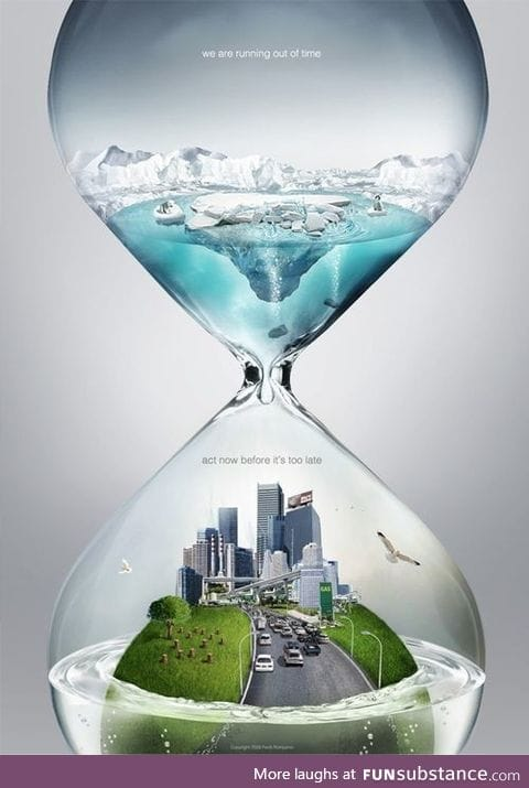 A great depiction of Global Warming